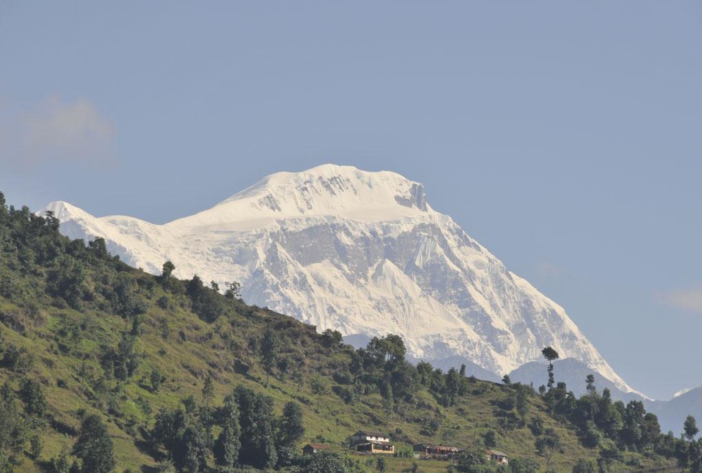Dhumpus Peak Climbing