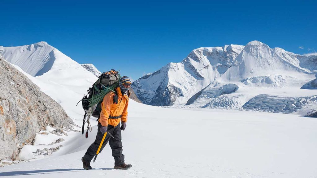 Mt. Baruntse Expedition