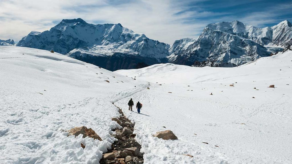 Chulu East and Chulu Far East Peak Climbing