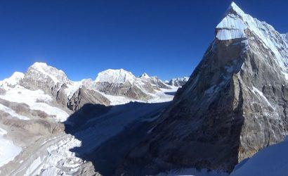 Parchamo Peak Climbing