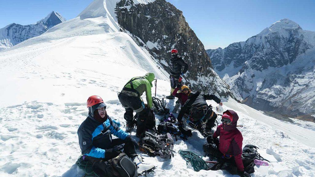 Tent-Peak-Climbing