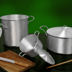 Cooking Pots and Equipment