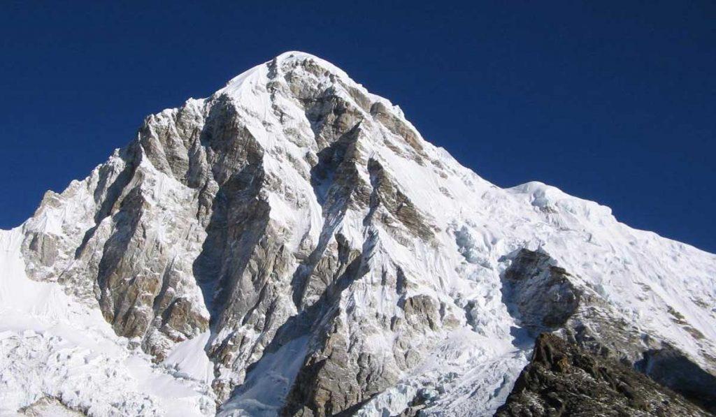 Pumori Peak CLimbing In Nepal