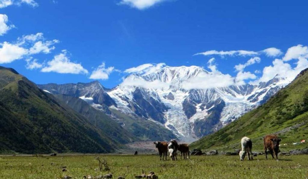 Saipal Mountain Expedition in Nepal