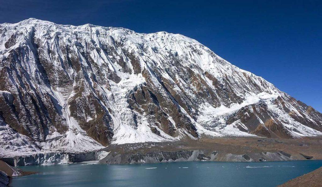 Tilicho Peak In Nepal