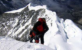 6000m Climbing Peaks Nepal