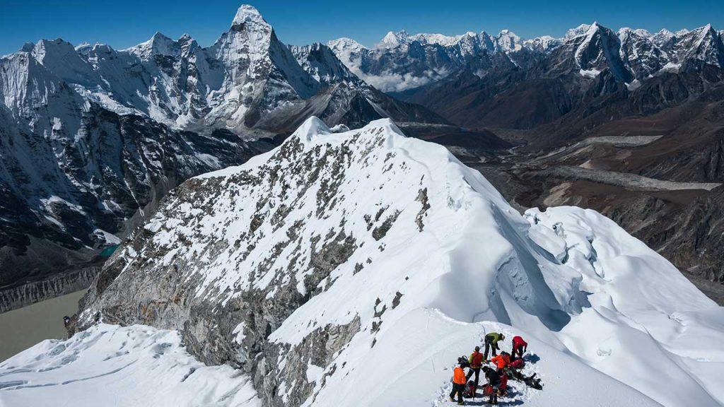 Island Peak Climbing